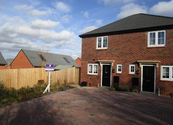 Thumbnail 2 bed semi-detached house to rent in Elderberry Drive, Rothley