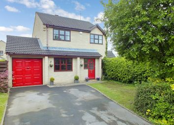 Thumbnail 4 bedroom detached house for sale in Michaels Mead, Cirencester