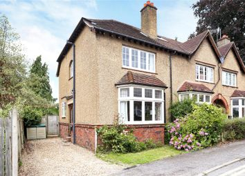 Thumbnail 3 bed semi-detached house for sale in Chestnut Avenue, Haslemere, Surrey