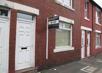 Thumbnail 1 bed flat to rent in Grace Street, Walker, Newcastle