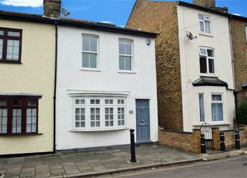Thumbnail 3 bedroom end terrace house for sale in Lion Road, Twickenham