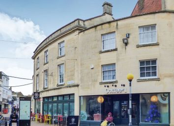 Thumbnail 2 bed flat for sale in Silver Street, Trowbridge