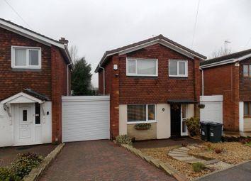 Thumbnail 3 bedroom link-detached house for sale in Burford Park Road, Kings Norton, Birmingham