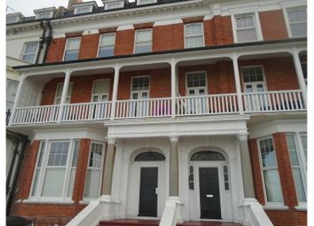 Thumbnail 1 bed flat to rent in Flat 6 Lewis Crescent, Cliftonville, Margate