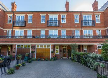 Thumbnail 4 bed town house for sale in Rosebury Square, Woodford Green