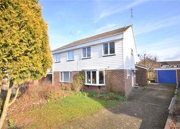 4 bed semi-detached house for sale in Staplehurst, Bracknell, Berkshire RG12