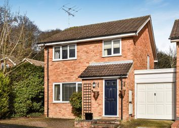 Thumbnail 3 bed detached house for sale in Oldbury Close, Frimley, Camberley