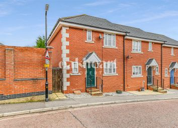 St. Augustine Mews, Colchester CO1. 2 bed end terrace house for sale