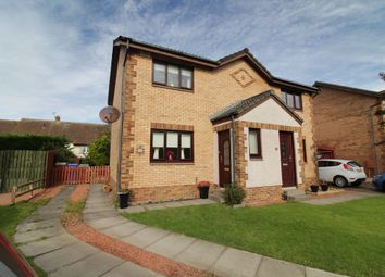Thumbnail 2 bed semi-detached house for sale in Ward Road, Ayr