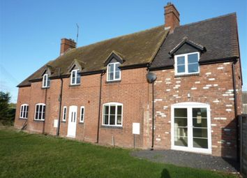 Thumbnail 3 bed cottage to rent in Lower Eggleton, Herefordshire