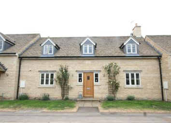 Thumbnail 3 bed cottage to rent in Barnack Road, Bainton, Stamford