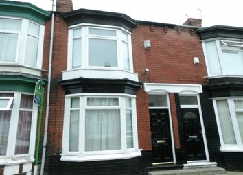 Thumbnail 3 bedroom terraced house to rent in Brompton Street, Middlesbrough