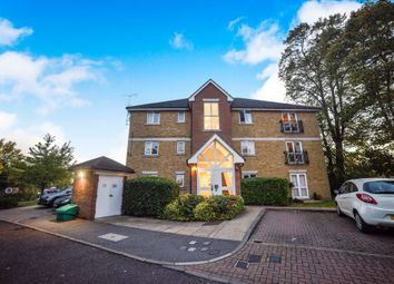 Thumbnail 2 bed flat for sale in Farthing Close, Watford
