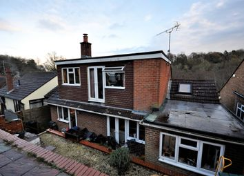 Thumbnail 4 bed detached house for sale in Cliffe Rise, Godalming