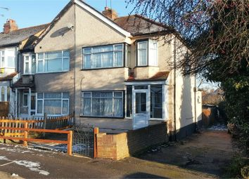 Thumbnail 3 bed semi-detached house for sale in Faircross Avenue, Romford, Essex