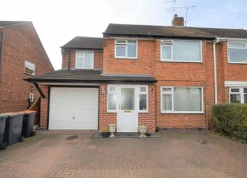 Thumbnail 5 bed semi-detached house for sale in 106 Seaburn Road, Nottingham