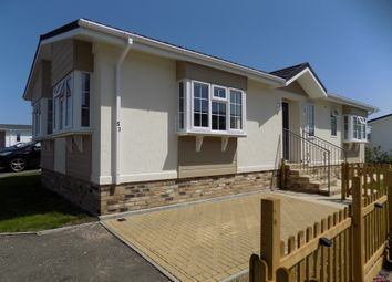 Thumbnail 2 bed mobile/park home for sale in New Forest Park, Langley