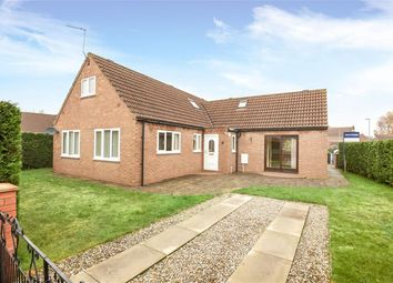 Thumbnail 4 bed detached house to rent in Bravener Court, Newton On Ouse, York