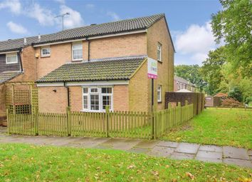 Thumbnail 4 bed end terrace house for sale in Shearwater Court, Ifield, Crawley, West Sussex