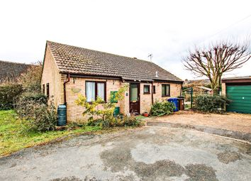 Thumbnail 2 bed detached bungalow for sale in Drinkwater Close, Newmarket