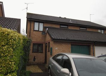 Thumbnail 3 bed semi-detached house to rent in Laburnum Way, Yeovil