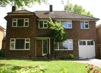 Thumbnail 4 bed detached house to rent in Underwood Road, Bassett, Southampton