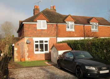 Thumbnail 2 bedroom cottage to rent in Frith Park, East Grinstead