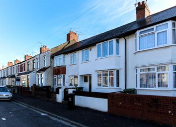 Thumbnail 3 bedroom terraced house to rent in Lincoln Street, Canton, Cardiff