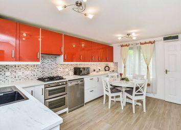 Laker Court, Oldbrook, Milton Keynes MK6. 3 bed end terrace house for sale