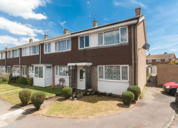 Thumbnail 3 bed end terrace house for sale in Cedar Close, Margate