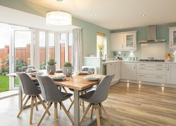 "Thumbnail 4 bed detached house for sale in ""Holden"" at Leigh Road, Wimborne"