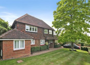 Thumbnail 4 bed detached house for sale in Weybridge Park, Weybridge, Surrey