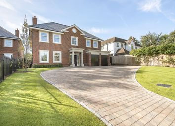 Thumbnail 6 bed detached house to rent in Chorleywood Road, Loudwater, Rickmansworth