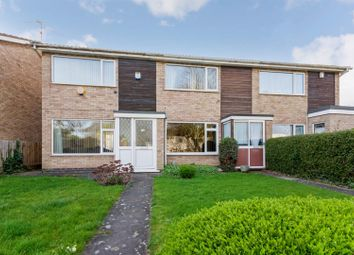 Thumbnail 2 bed end terrace house for sale in Langley, Bretton, Peterborough