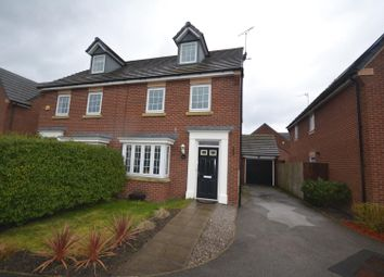 Thumbnail 3 bed detached house for sale in Ventura Drive, Great Sankey, Warrington