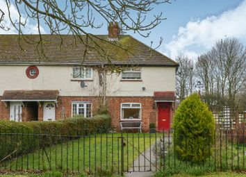Thumbnail 3 bed end terrace house for sale in High Street, Great Linford, Milton Keynes