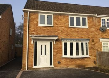 Thumbnail 3 bed semi-detached house to rent in St Marys Drive, Pound Hil, Crawley, West Sussex