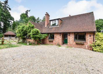 Thumbnail 4 bedroom detached house for sale in Broad Lane, Newdigate, Dorking