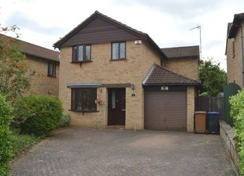 Thumbnail 4 bed detached house for sale in Russet Drive, Little Billing, Northampton