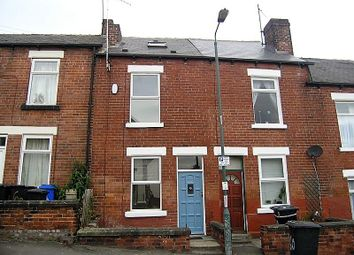 Thumbnail 3 bed terraced house to rent in Stewart Road, Sheffield