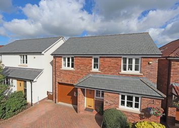 Thumbnail 4 bed detached house for sale in Clay Court, Clay Lane, Uffculme