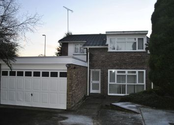 Thumbnail 4 bed detached house to rent in Sitwell Walk, Leicester