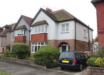Thumbnail 1 bed flat to rent in Collington Avenue, Bexhill-On-Sea