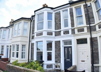 Thumbnail 3 bed terraced house to rent in Leighton Road, Knowle, Bristol