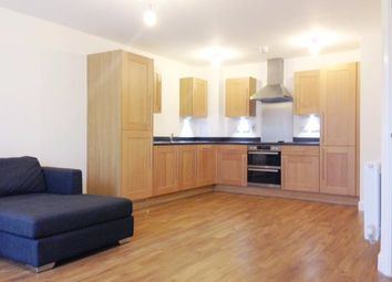 Thumbnail 1 bed flat to rent in Lux Building, Romford