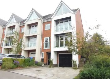Thumbnail 5 bedroom town house for sale in Greenway Drive, Littleover, Derby