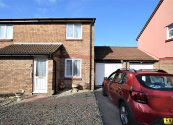 Thumbnail 2 bed semi-detached house for sale in Enfield Drive, Barry