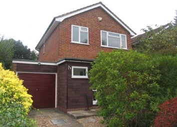 Thumbnail 3 bed detached house to rent in Albion Road, Sandhurst