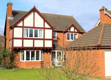 Thumbnail 6 bed detached house for sale in Coppice Grove, Lichfield, Staffordshire United Kingdom