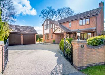 Thumbnail 4 bed detached house for sale in Spinneymede, Mattersey Road, Ranskill